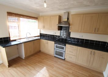 Thumbnail 2 bed semi-detached house to rent in Williams Road, Cusworth, Doncaster