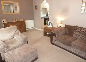 Thumbnail 2 bed flat for sale in Hindmarsh Drive, Ashington, Northumberland