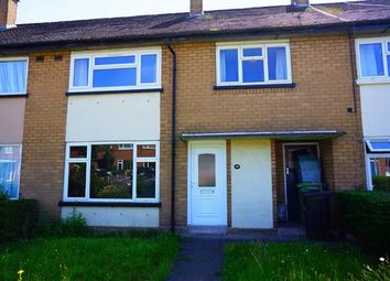 Thumbnail 3 bed terraced house to rent in Nixon Drive, Winsford