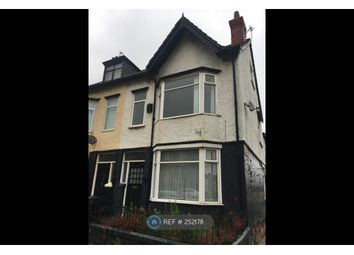 Thumbnail 5 bedroom terraced house to rent in Priory Road, Liverpool