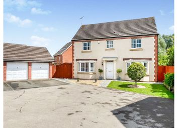 Thumbnail 4 bed detached house for sale in Brigantine Way, Newport