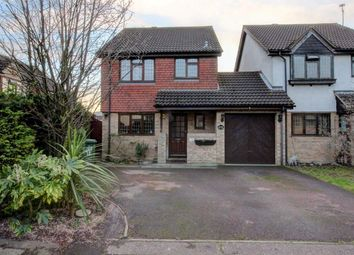 Thumbnail 3 bed detached house for sale in Woodberry Road, Wickford