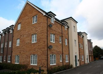Thumbnail 2 bed flat for sale in Lawford Bridge Close, New Bilton, Rugby, Warwickshire