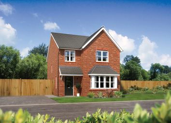 """Thumbnail 4 bedroom detached house for sale in """"Parkwood"""" at Church Road, Warton, Preston"""