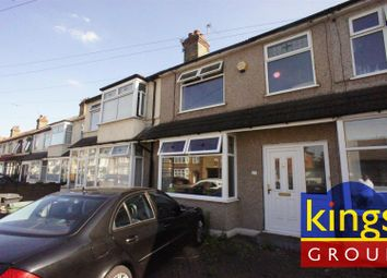 Thumbnail 4 bed terraced house for sale in Burnham Road, London