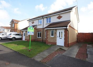 Thumbnail 2 bed semi-detached house for sale in Birch Drive, Cambuslang, Glasgow