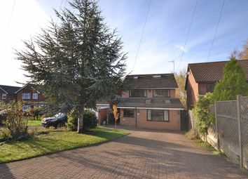 Thumbnail 5 bed detached house to rent in John Eliot Close, Nazeing, Waltham Abbey
