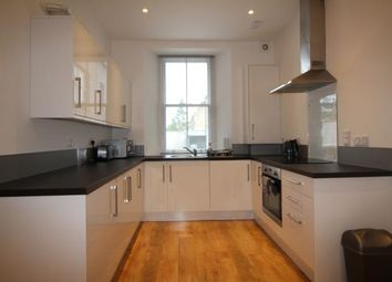 Thumbnail 2 bedroom flat to rent in High Street, Inverurie