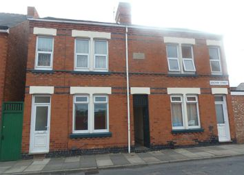 Thumbnail 1 bed flat to rent in Anchor Street, Leicester