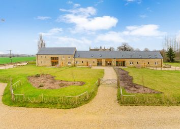 Thumbnail 3 bed property for sale in The Granary Barn, The Elms Farm, Wittering, Stamford
