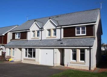 Thumbnail 4 bed semi-detached house for sale in Ringans Lane, Stirling, Stirlingshire