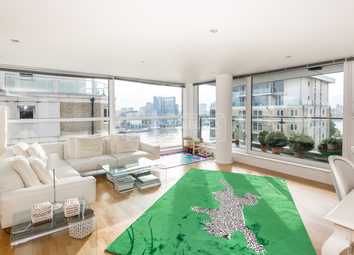 Thumbnail 3 bed flat to rent in The Boulevard, Imperial Wharf