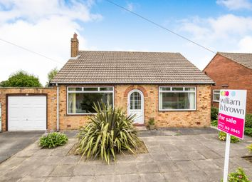Thumbnail 2 bed semi-detached bungalow for sale in Belle Vue Avenue, Scholes, Leeds
