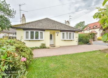 Thumbnail 4 bed detached bungalow for sale in Nayland Road, Great Horkesley, Colchester