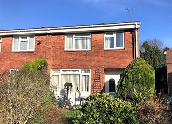 Thumbnail 3 bed end terrace house for sale in Lee Close, Honiton