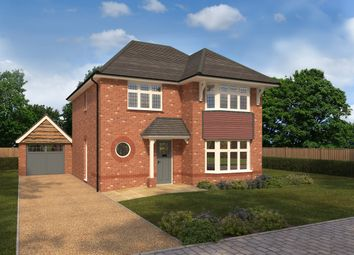 Thumbnail 3 bed detached house for sale in The Brambles, Ongar Road, Dunmow, Essex