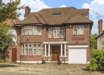 8 bed detached house for sale in Haslemere Gardens, London N3