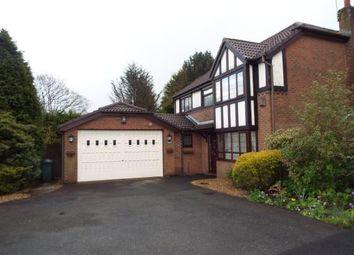 Thumbnail 4 bed detached house for sale in Harlech Close, Haslingden, Rossendale, Lancashire