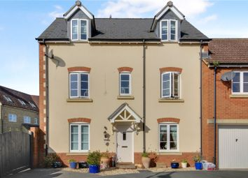 Thumbnail 4 bed semi-detached house for sale in Phoenix Gardens, Redhouse, Swindon, Wiltshire
