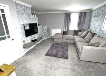 Thumbnail 2 bed flat for sale in Middleham Close, Chester Le Street