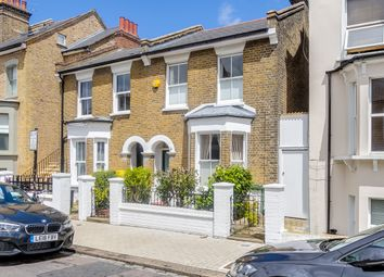 Thumbnail 3 bed terraced house for sale in Althorp Road, London