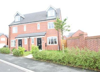 Thumbnail 4 bed semi-detached house for sale in Alderwood Road, Bamber Bridge, Preston