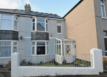 Thumbnail 3 bed terraced house for sale in Abbotts Road, Plymouth