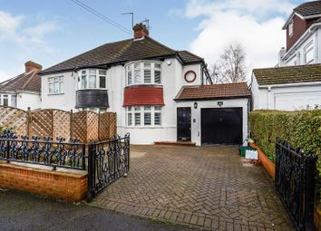 Thumbnail 3 bed semi-detached house for sale in Lime Tree Walk, West Wickham