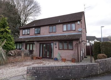 Thumbnail 3 bed semi-detached house for sale in The Stepping Stones, Penperlleni, Pontypool