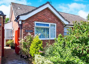 Thumbnail 2 bedroom semi-detached bungalow for sale in Grove Road, North Walsham