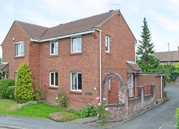 Thumbnail 2 bedroom semi-detached house for sale in Pinfold Court, York