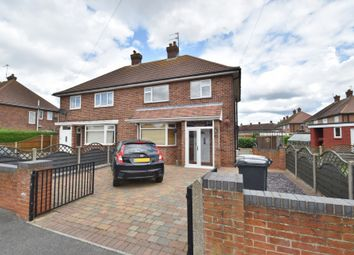 Thumbnail 4 bed semi-detached house for sale in Count Alan Road, Winthorpe