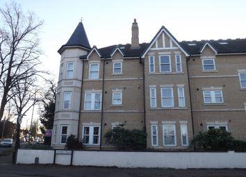 Thumbnail 2 bedroom flat to rent in Tudor Court, Victoria Road, Bedford