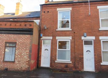 Thumbnail 4 bed terraced house for sale in Commercial Road, Bulwell, Nottingham