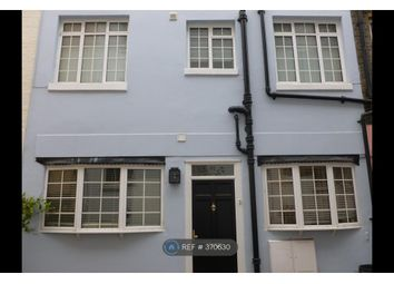 Thumbnail 3 bed terraced house to rent in St. George's Square Mews, London