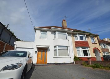 Thumbnail 3 bed semi-detached house for sale in Coniston Road, Redbridge, Southampton