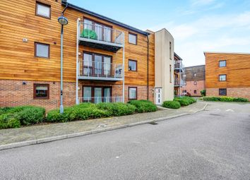 Thumbnail 1 bedroom flat for sale in Ulverston Crescent, Broughton, Milton Keynes