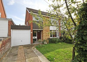 Thumbnail 3 bed semi-detached house for sale in Lingholm Close, Maidenhead