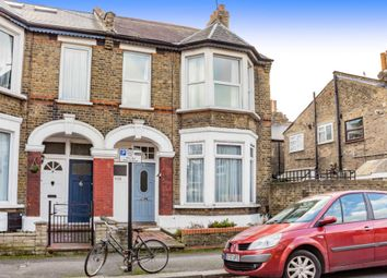 Thumbnail 3 bed flat for sale in Brunswick Road, London