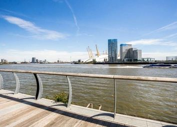 Thumbnail 2 bed flat to rent in Fairmont Avenue, Canary Wharf