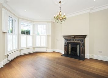 Thumbnail 5 bed property to rent in Hurlingham Road, London