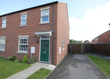Thumbnail 3 bed semi-detached house for sale in Windmill Drive, Filey