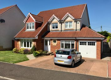 Thumbnail 4 bedroom detached house for sale in Glamis Crescent, Blantyre
