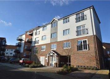 Thumbnail 1 bed flat for sale in Churchill Court, Eden Road, Dunton Green, Sevenoaks, Kent