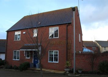 Thumbnail 4 bed detached house for sale in Churston, Broughton, Milton Keynes, Buckinghamshire