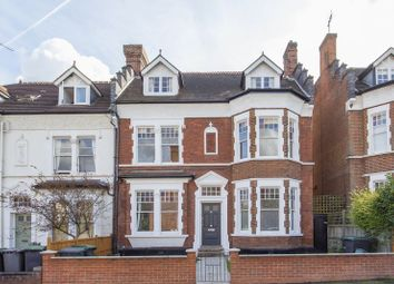 Thumbnail 3 bed flat to rent in Coleridge Road, Crouch End