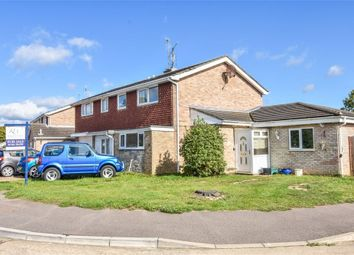 Thumbnail 4 bed semi-detached house for sale in Damask Road, Stanway, Colchester, Essex