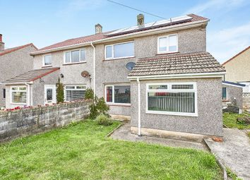 Thumbnail 3 bed semi-detached house for sale in Burnmoor Avenue, Whitehaven