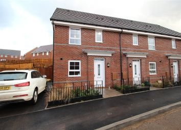 3 bed end terrace house to rent in Columbia Crescent, Oxley, Off Stafford Rd, Mercury Drive, Wolverhampton WV10