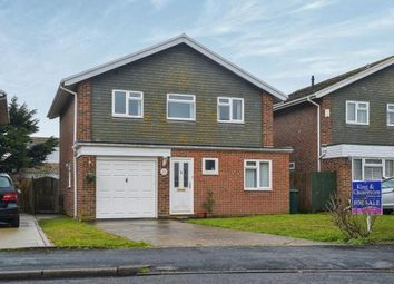 Thumbnail 4 bedroom detached house for sale in Hawthorn Close, Saltdean, East Sussex, .
